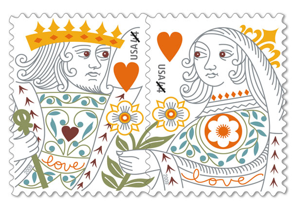 postage stamps from around the world