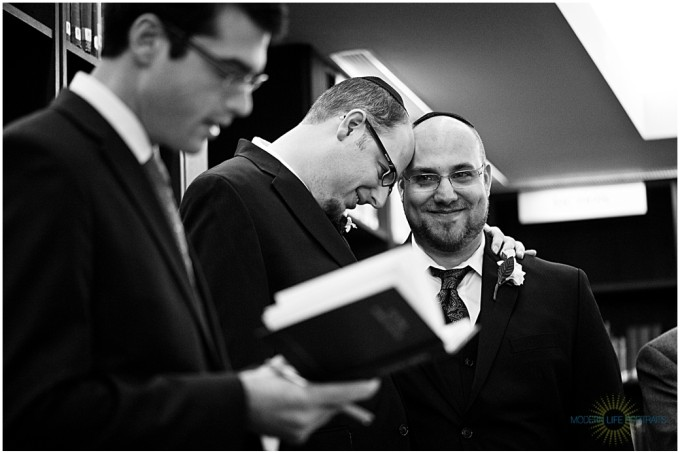 Marcus and Kris' Ketubah 1