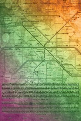 Berlin U-Bahn Ketubah