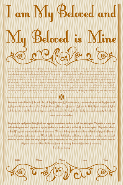 I am my Beloved, and my Beloved is mine