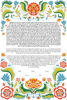 The Swedish Ketubah